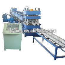 Automatic High Speed Guardrail Roll Forming Machine