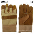 Labor Protective Welding Leather Work Gloves (L003)