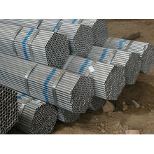 ASTM A135 Grade a Round Pre-Galvanized Steel Pipe
