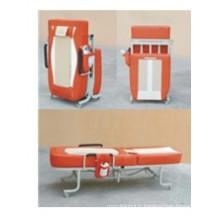Lit pliable de massage thermal Jade (RT-6018F-2)