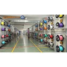 Liste de prix GJXFH de câble de dérivation FTTH à fibre optique G657a1 lszh