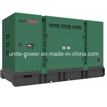 350kVA Cummins Diesel Engine Soundproof Diesel Generating Set