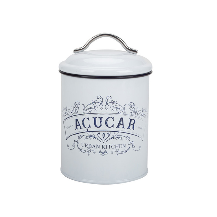 Country Kitchen Canister Set 3