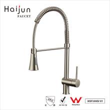 Haijun itens baratos para vender cUpc Pull Down Brass Body Single Handle Kitchen Faucet
