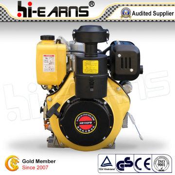 Petit moteur diesel à 4 temps de 14 HP (HR192FB)