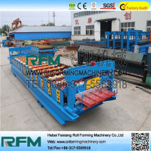 FX cold roll forming machine roof tile making machi