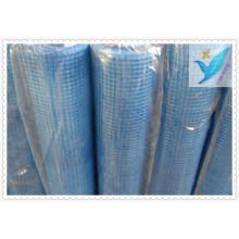 10 * 10 90G / M2 Rede de fibra de vidro de concreto