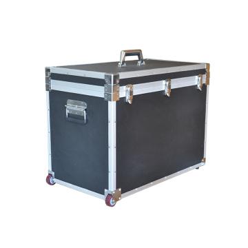 Aluminio caso de encargo del instrumento de la precisión