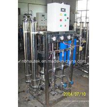 Sistema de tratamento de água RO de uso doméstico de pequena capacidade