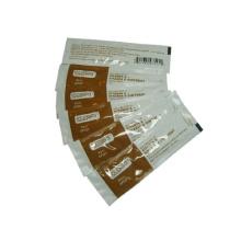 Paquete de ungüento anti-cicatriz