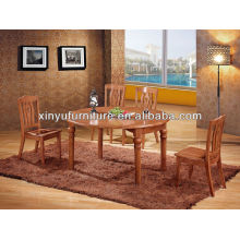 Big Round dining table with 4 legs XDW1288