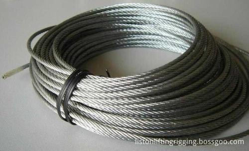 wire rop sling show