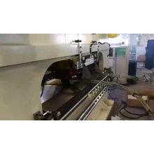 Línea de producción de tapas de orejeta RTO con tapa giratoria regular