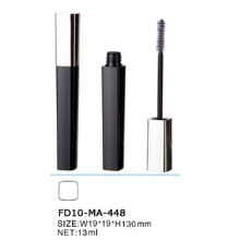 12ML Shiny Cosmetic Black Mascara Tube
