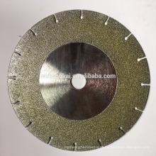 lâminas de serra circular de alta qualidade para cortar disco galvanizado de diamante