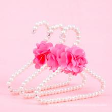 Assessed Supplier PENGFEI Cute Shape pearl hanger  jewelry hanger doll min set