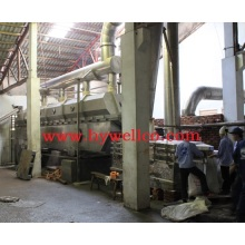 Continuous Seed Drying Machine