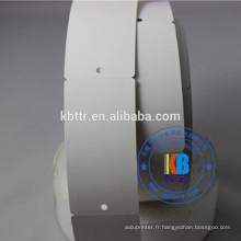 Impression thermique personnalisée Étiquettes vierges en carton blanches vierges personnalisées 300g