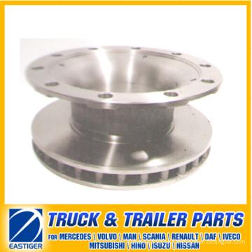 Прицепные части тормозного диска 0308834170 0308834177 для BPW