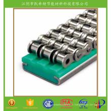 Guide en nylon de chaîne en plastique pour la chaîne de production