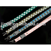 20mm Polyester Badge holder lanyard