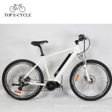 Bicicleta de montaña eléctrica de la suspensión de 36V 250W con la bicicleta china del motor del bafang 8fun