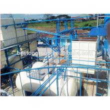 90% de salida de aceite! equipo esencial de destilación de aceites usados para incienso