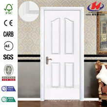 JHK-004 Modern Style Beautiful Design Popular Iran Whiter Primer Moulded Door