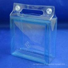 Sacos de plástico impermeáveis Resealable com punho