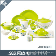 Best quality heat resistant wholesale ceramic tableware set