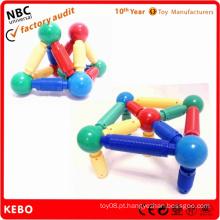 Materiais de aprendizagem magnéticos para crianças