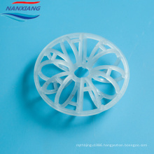 Plastic tellerette rosette packing ring with good quality
