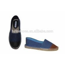 Homens sapatos de lona casual alpargatas com boa qualidade
