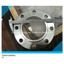 Stainless Steel Slip on RF Forged Pipe Flanges
