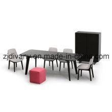 European Style Wooden Furniture Storage Cabinet (SM-D48)