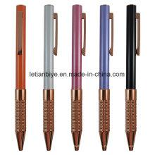 Buena calidad de marca cobre Metal Pen (LT-C761)