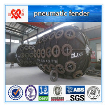 Marine Fender for Ship Docking and Protection