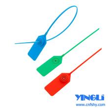 Одноразовые индивидуальные пластиковые уплотнения с высоким уровнем безопасности (YL-340T)