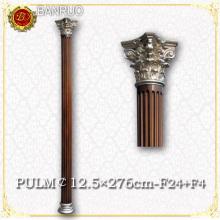 Pillars de maison (PULM12.5 * 276-F24 + F4) pour la décoration