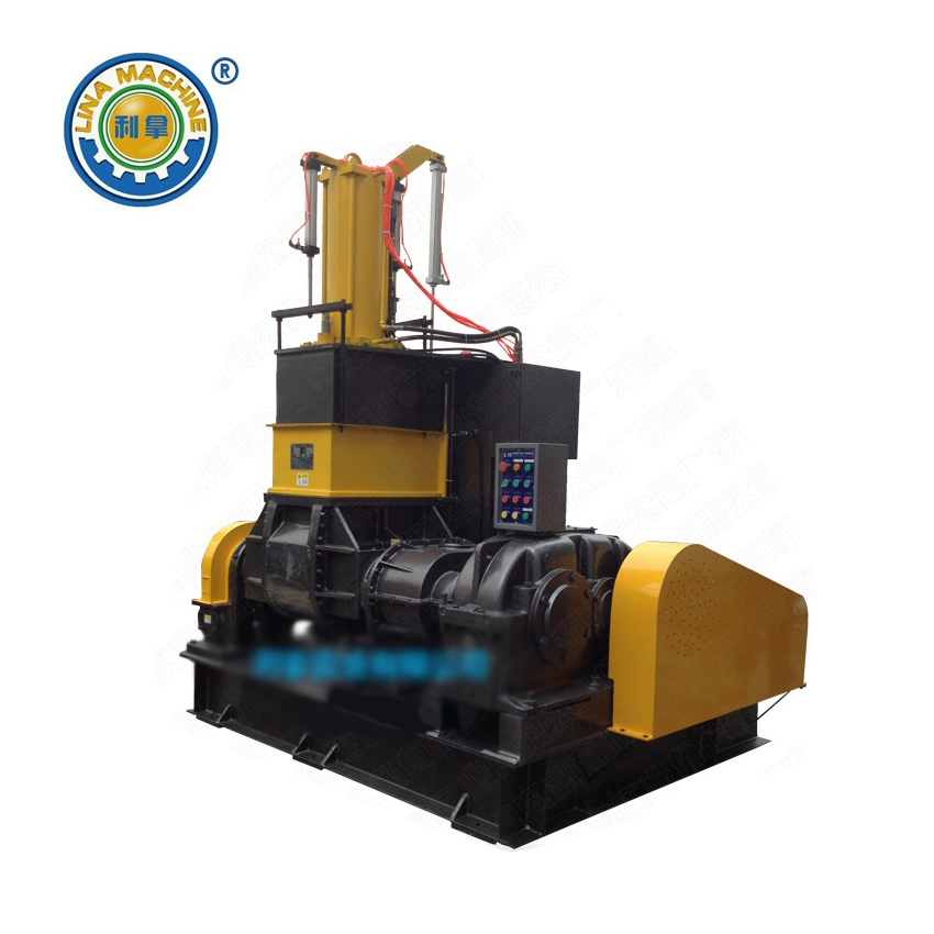 110L dispersion kneader machine for NBR