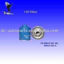 Skoda Spin On Oil Filter 030115 561 AB