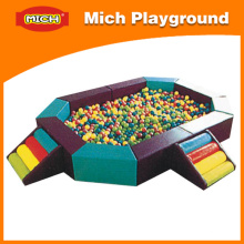 Indoor Soft Play Round Ball Pool (1104F)