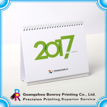 Chinese style office desk new design calendar printing