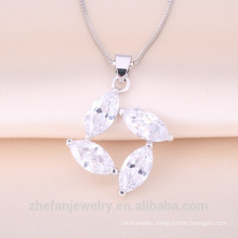 Stainless steel anchor pendant titanium plating fashion jewelry manufacturer