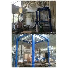 Máquina de embolsado de fertilizante de alta calidad del sistema de la abrazadera del bolso