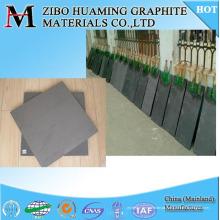 China alta resistência todos os tipos de tamanho placa de grafite para venda
