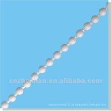 4.5*6mm plastic ball chain -curtain accessory