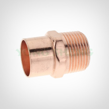 Copper Male Adapter Fitting