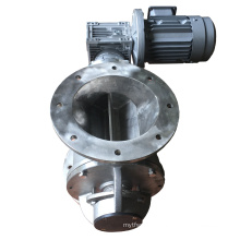 China Supplier Wholesale Tianlan Rotary Airlock Valve With Flange