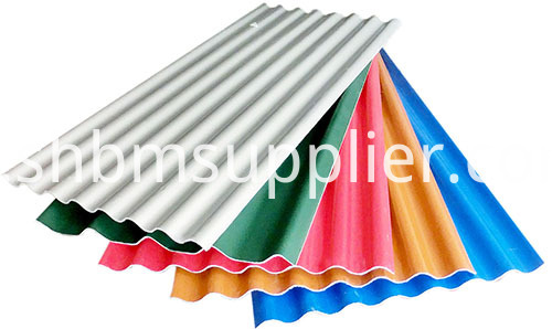 Fireproof Insulating Roof